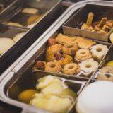 コンビニ弁当・サンドイッチ・おにぎりの消費期限切れを調査
