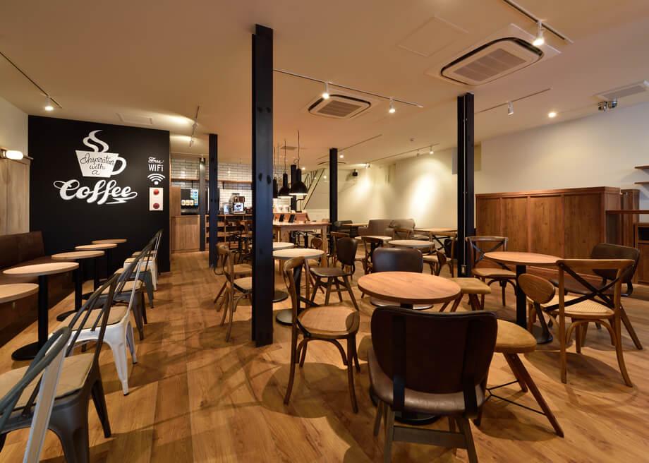 TIMES CAFE (タイムズカフェ)