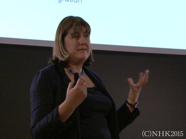 エレーヌ・フォックス博士 欧州最大の脳科学の研究所を主宰